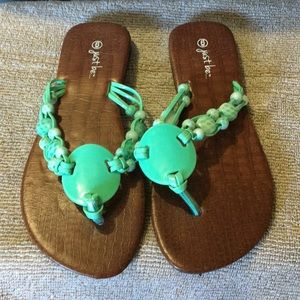 Just be sandals